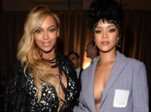 Beyonce And Rihanna Drop On Forbes' Female Music Top Earners list