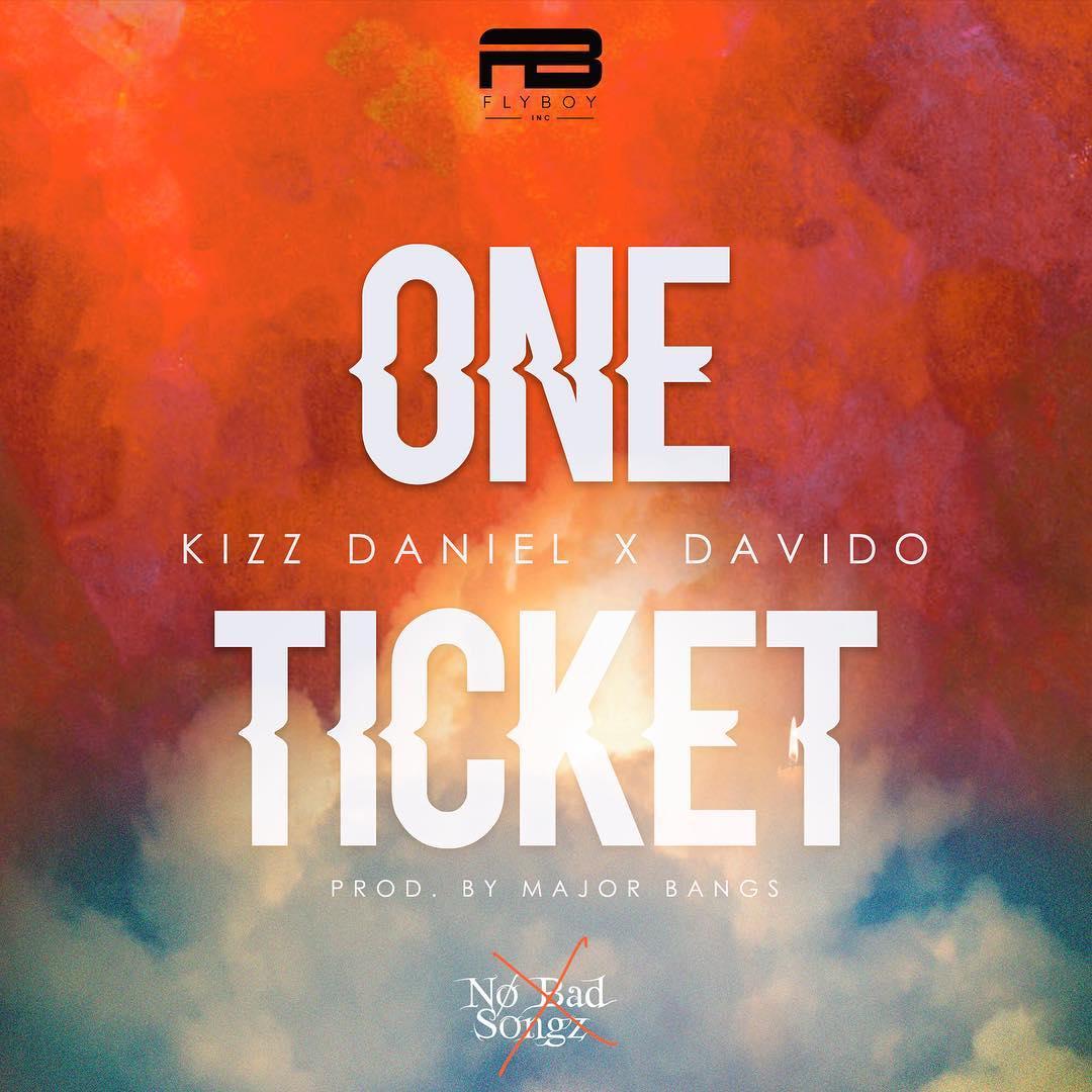 Download Instrumental: Kizz Daniel Ft Davido – One Ticket (Beat By