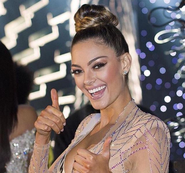 Demi-Leigh Nel-Peter's Final photo shoot as Miss Universe (PHOTOS)
