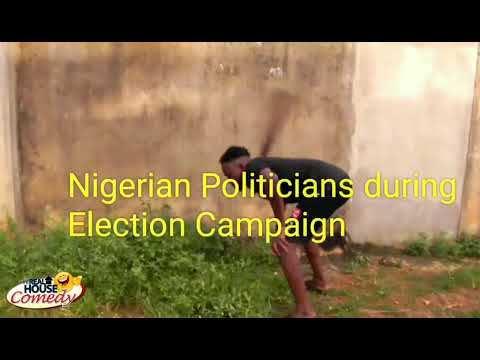 Comedy Video: Thespian Nozy X Kastropee – Nigerian Politicians