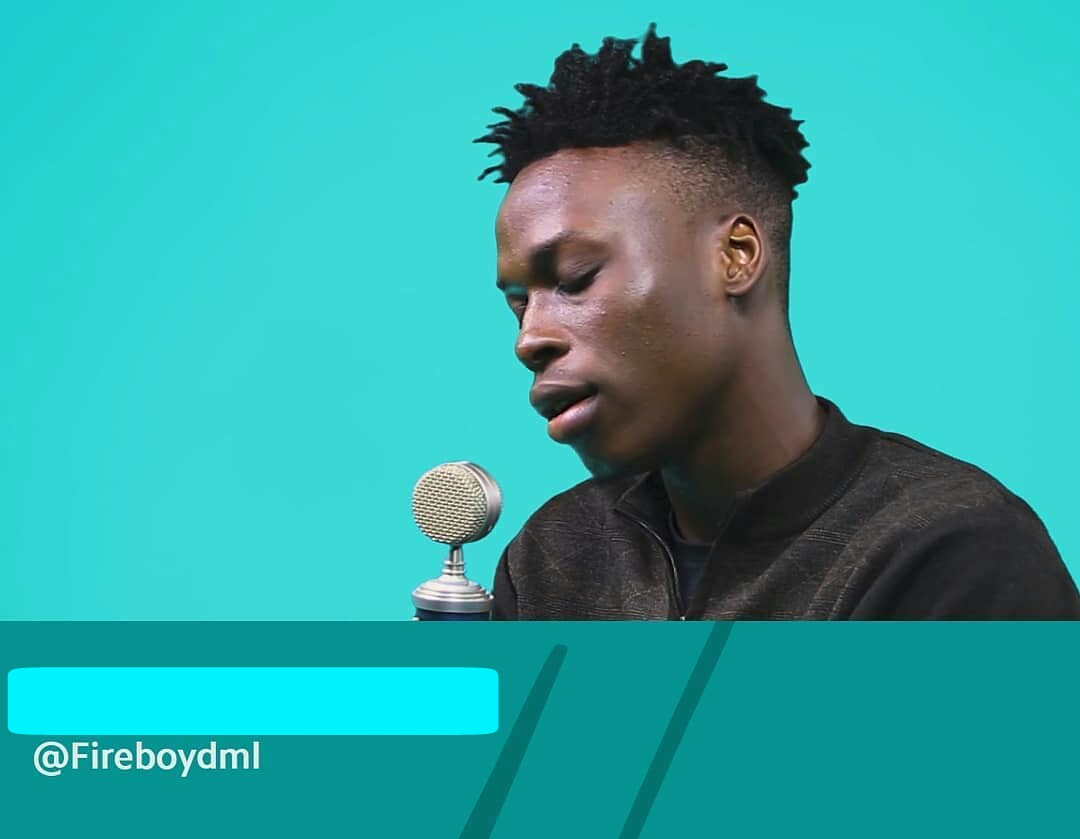 DOWNLOAD: Fireboy – I'll Be Fine (mp3)