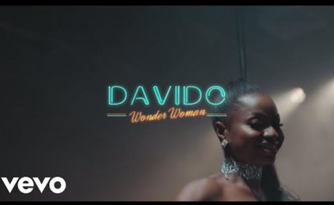 DOWNLOAD VIDEO: Davido – Wonder Woman