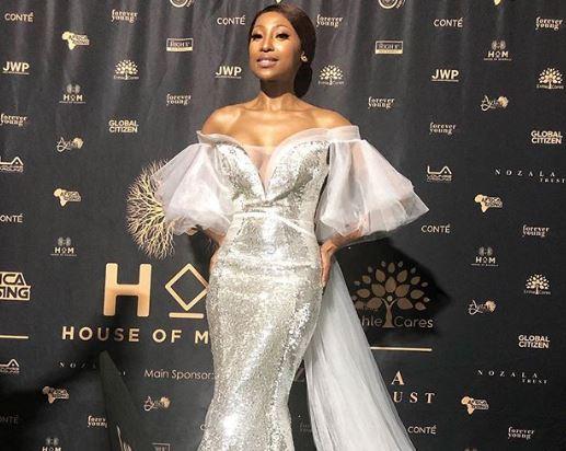 PHOTOS: I dressed Beyonce – Enhle Mbali