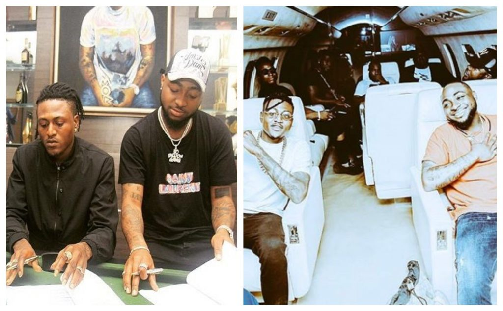 """""""I Started Sending Davido Messages In 2015, He Replied In 2018"""" – Idowest Tells Story Of How He Got Signed To DMW"""