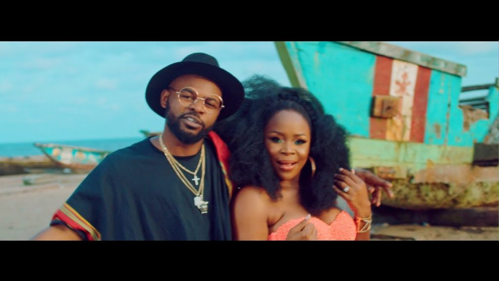 VIDEO: Omawumi – Hold My Baby ft. Falz