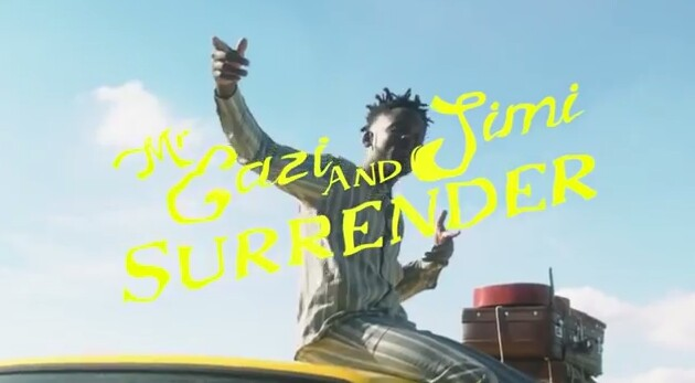 VIDEO: Mr Eazi Ft. Simi – Surrender
