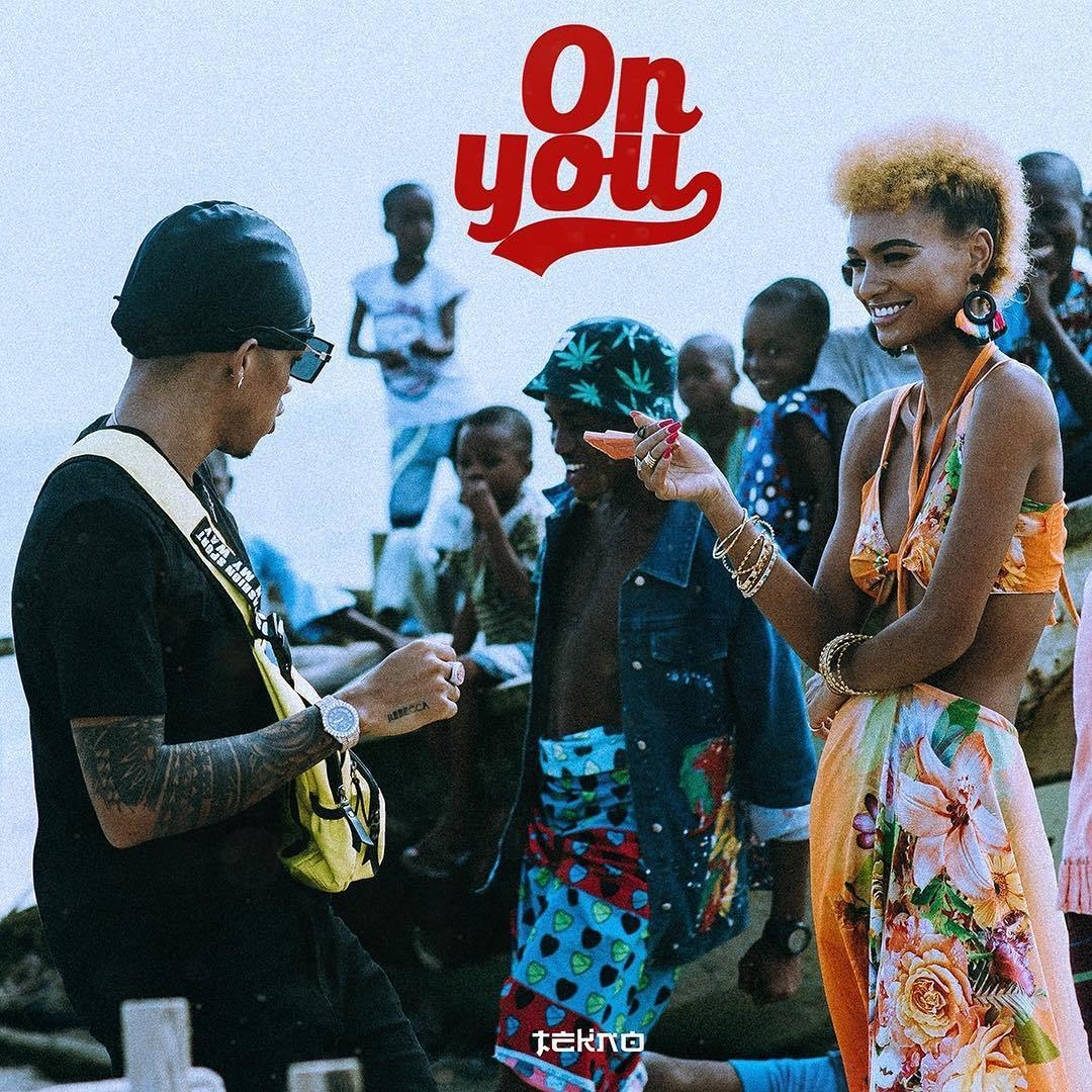 Download Instrumental: Tekno – On You (Beat By Melody Songs