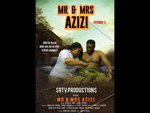 Download Comedy Video: Mr and Mrs Azizi [Episode 1]
