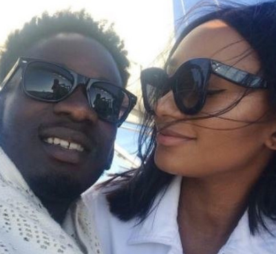 Mr Eazi reacts to speculations he is dating Temi Otedola because of her father's money