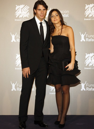 Tennis legend, Rafa Nadal reveals he is engaged to girlfriend of 14 years Mery Perelló as they plan to tie the knot