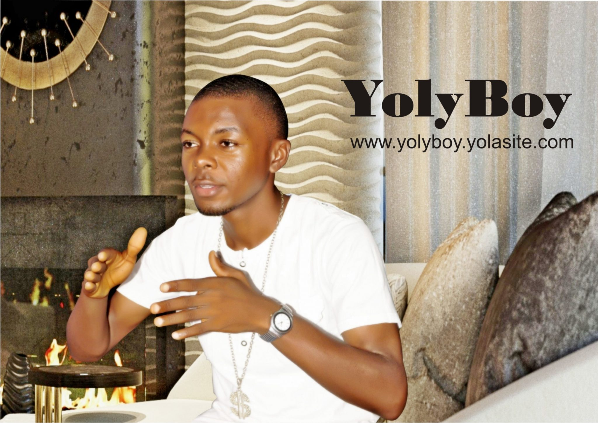 """Nigerian Singer """"YolyBoy"""" Lauds 2face Over His Recent Outburst To Nigerian Youths Ahead of 2019 Elections"""