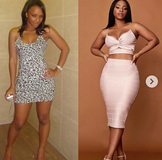 Local celebs join the 2008vs2018 challenge 10 years Challenge