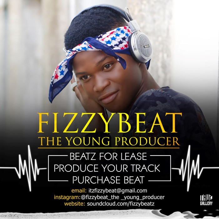 Download: Davido Type AfroBeat 2019 (Prod FizzyBeat