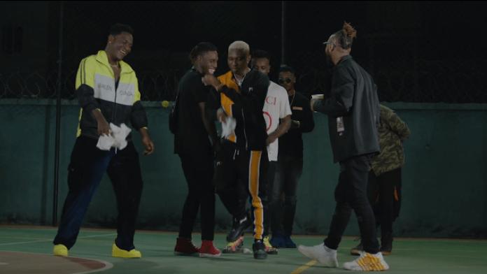 VIDEO: Yung6ix X Hanu Jay X Zlatan Ibile – Leg Working