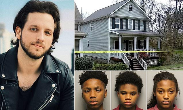 Five teenagers arrested and charged for killing country musician Kyle Yorlet (Photos)