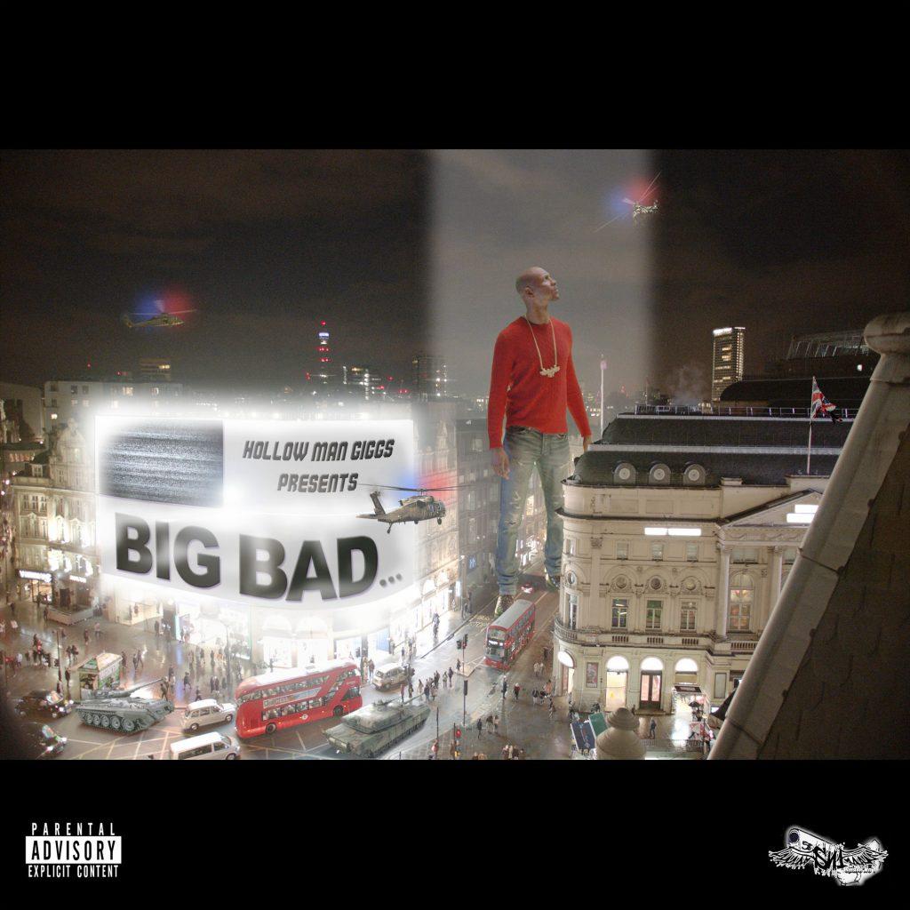 DOWNLOAD ALBUM: Giggs – BIG BAD [Zip File]