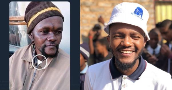 VIDEO: Is this Kwesta's found brother ?