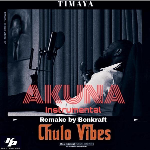 Download Instrumental: Timaya – Akuna