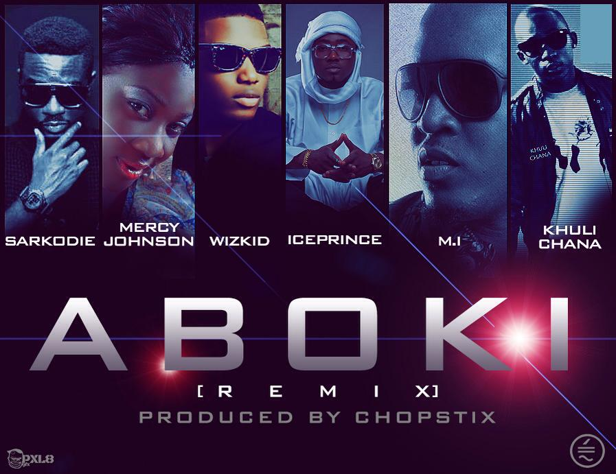 DOWNLOAD: Ice Prince – Aboki [Remix] ft Sarkodie, Mercy