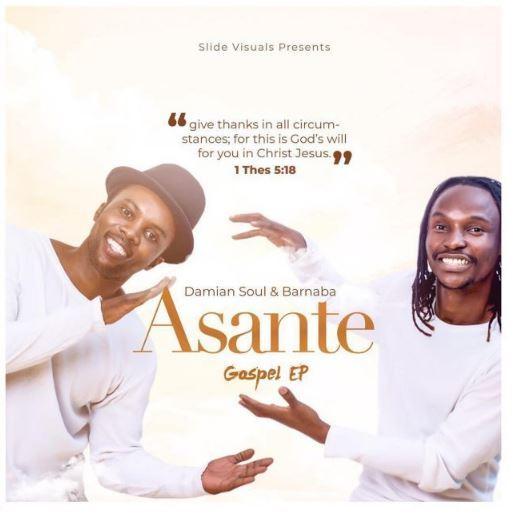 DOWNLOAD: Damian Soul & Barnaba – Asante (mp3)