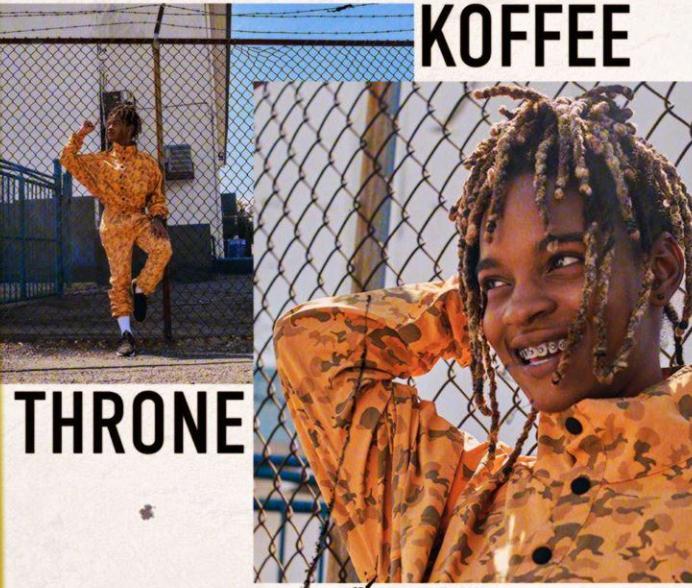 DOWNLOAD: Koffee – Throne (mp3) • illuminaija
