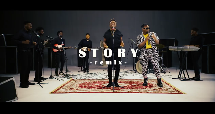 VIDEO: Network Ft. Olamide – Story (Remix)