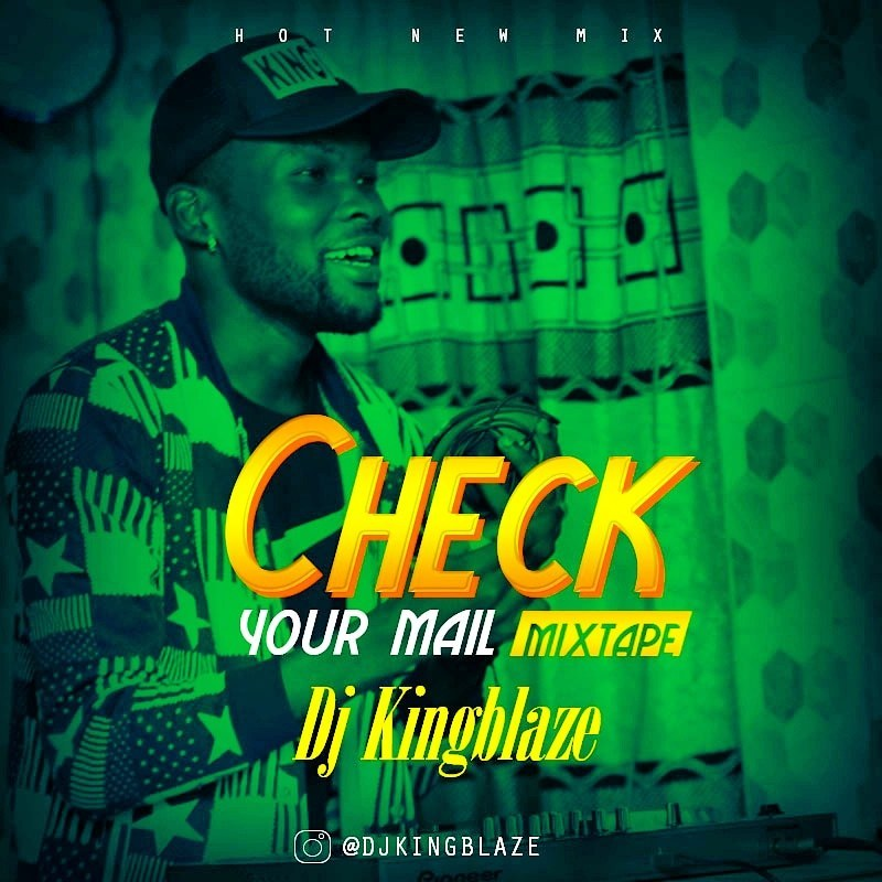 Mixtape: Dj Kingblaze – Stew