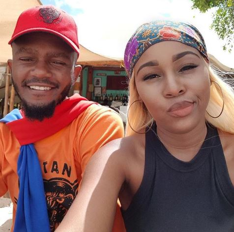 """What a song you are…"" – Kwesta eulogizes wife after wedding"