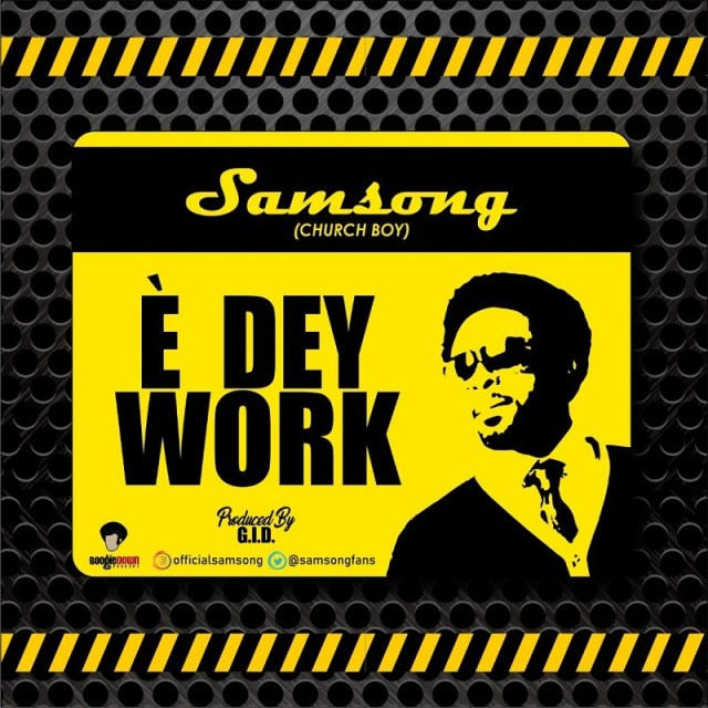 DOWNLOAD: Da Voice ft. Samsong – All The Glory (mp3)