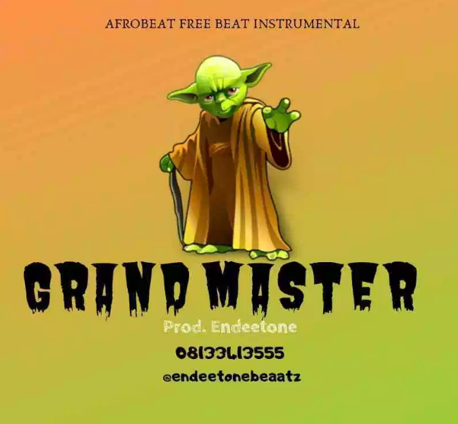 Freebeat: Grand Master Afrobeat Instrumental (Prod Endeetone)
