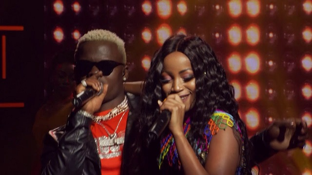 DOWNLOAD: Sheebah & Harmonize – Follow Me (mp3)