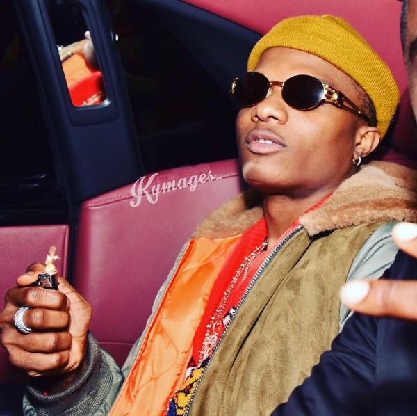 Instrumental: Wizkid – Jah Bless Me • illuminaija
