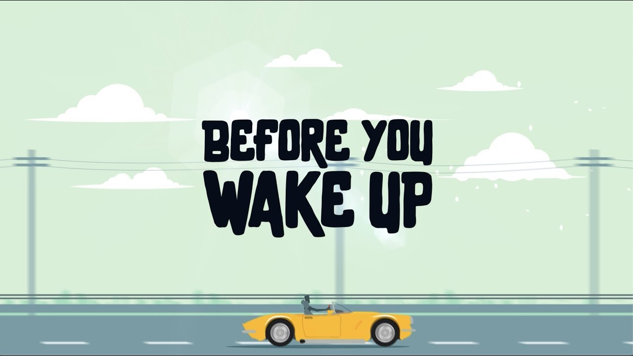 LYRIC VIDEO: Adekunle Gold – Before You Wake Up