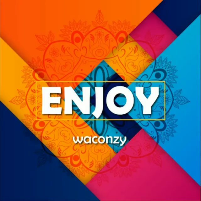 DOWNLOAD: Waconzy – Enjoy (mp3)