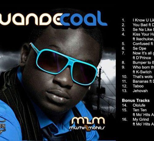 Download: Wande Coal – Mushin To Mo'Hits [Full Album]