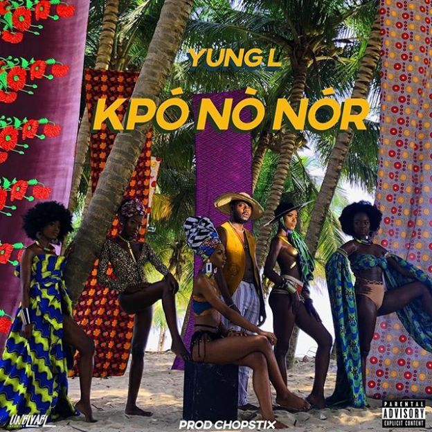 Instrumental: Yung L – Kpor No Nor (Prod. T9)