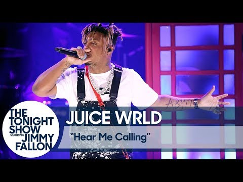 """WATCH: Juice Wrld Performs """"Hear Me Calling"""" Live On The Tonight Show"""