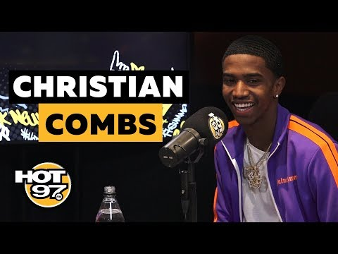 VIDEO: King Combs Talks Mother's Passing, New Music & More On Ebro In The Morning