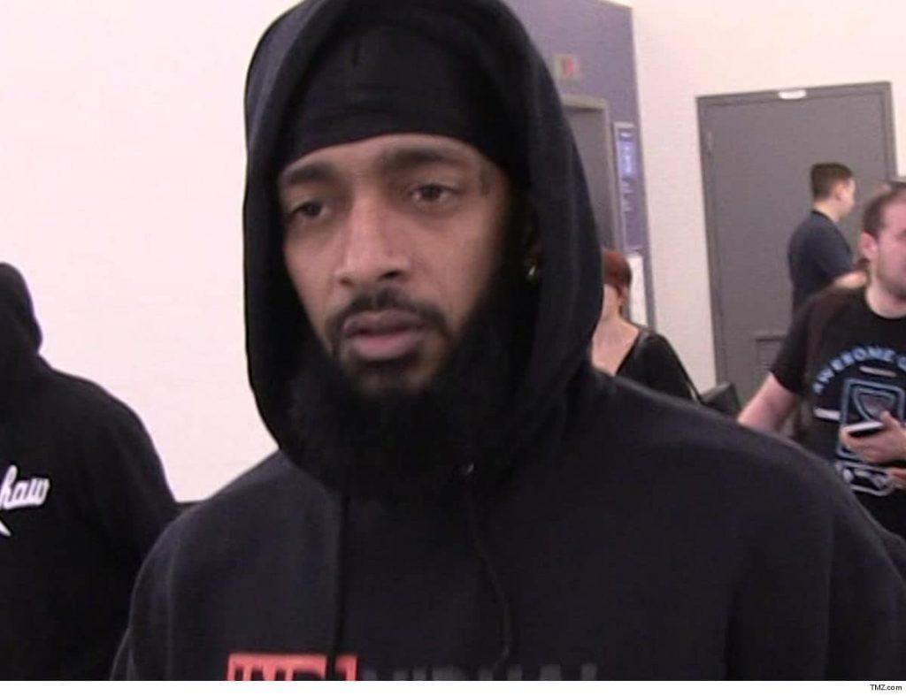 Nipsey Hussle Killer Fired Additional Shots After Rapper Talked Back