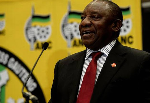 President Ramaphosa dismisses speculation about his impending removal as 'fables' peddled by Malema