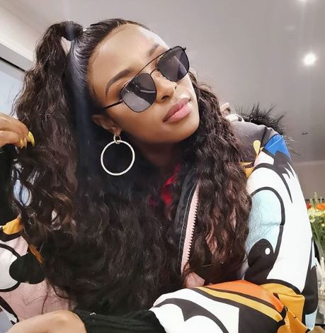 Photos from DJ Zinhle's house warming