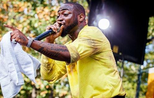 VIDEO: Davido Shuts Down J.Cole's Dreamville Festival In North Carolina
