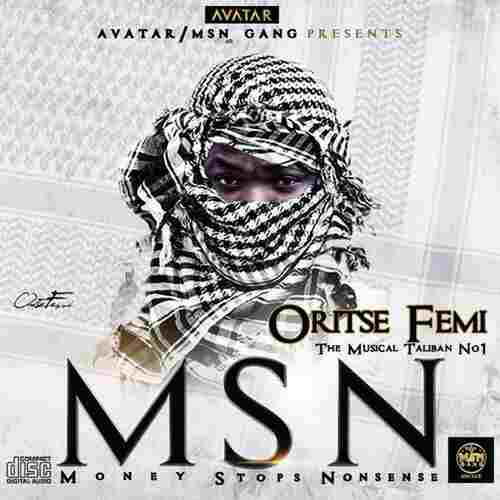 DOWNLOAD: Oritse femi – Double Wahala (mp3)