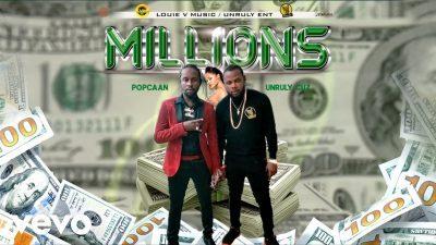 DOWNLOAD: Popcaan Ft  Unruly Cuz – Millions (mp3) • illuminaija