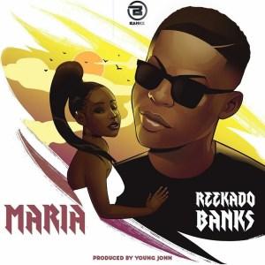 Download: Reekado Banks – Maria (Beat By Hitsound)