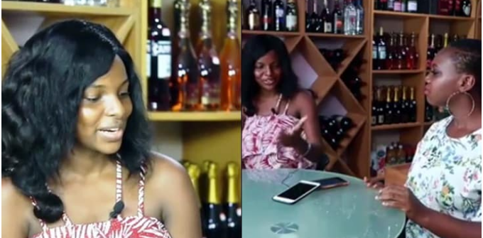 """""""How I got pregnant as a virgin"""" – Nigerian woman shares her unusual story (video)"""