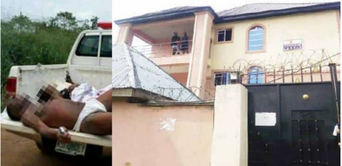 Female student who had romp with FUTO undergraduates is dead