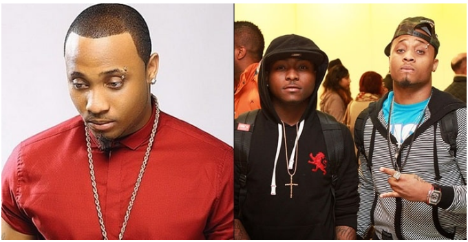 I don't envy Davido, his success rubs off on me too- Singer's cousin, B-red says