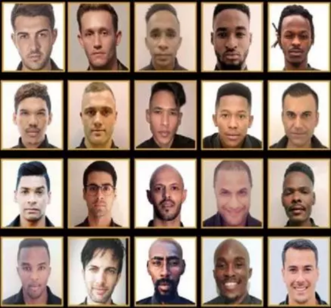 Mr South Africa finalists ridiculed on social media for looking like criminals