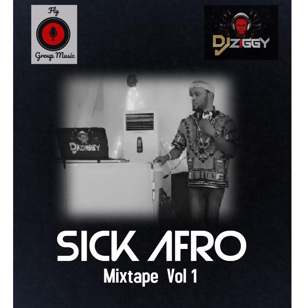 DOWNLOAD: Dj Ziggy – Afro 'De' Shaq Mix